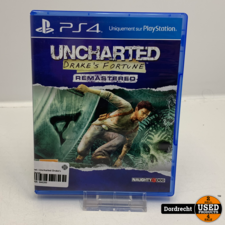 Playstation 4 spel | Uncharted Drake's Fortune Remastered