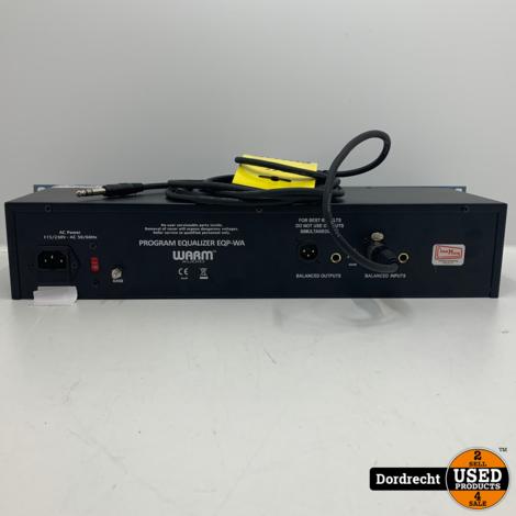 Warm Audio EQP-WA Tube EQ Equalizer | Met garantie
