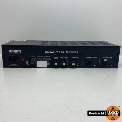 Warm Audio WA-2A optische compressor   Met garantie