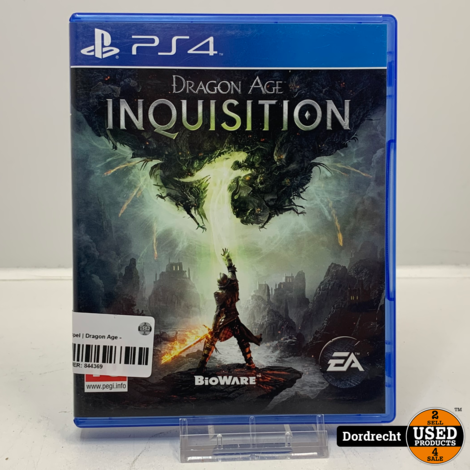 Playstation 4 spel | Dragon Age - Inquisition