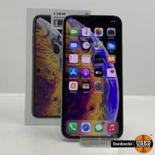 iPhone Xs 64GB Zilver | In doos | Face-id kapot | Met garantie