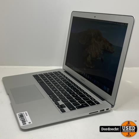 Macbook Air 2017 Intel Core i5 8GB RAM 128GB SSD | Nieuwstaat | Met garantie