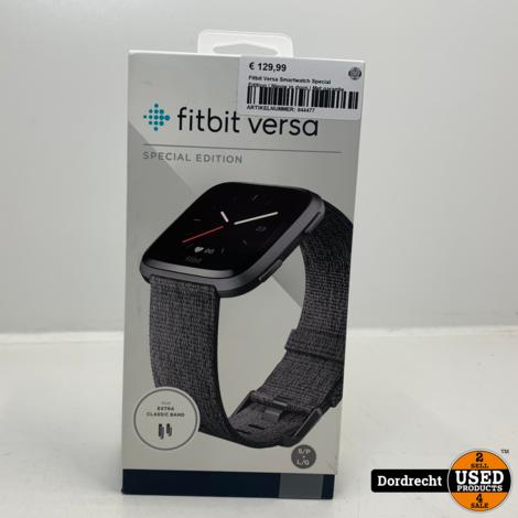 Fitbit Versa Smartwatch Special Edition | Nieuw in doos | Met garantie