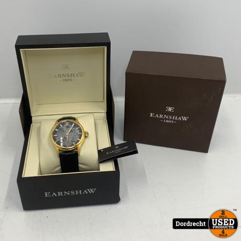 Thomas Earnshaw ES-8061-03 heren Horloge | NIEUW in doos | Met garantie
