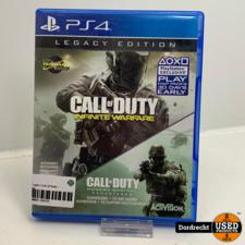 Playstation 4 spel | Call of Duty - Infinite Warfare / Modern Warfare remasterd (Legacy Editon)