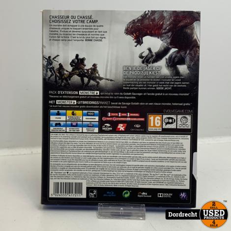 Playstation 4 spel | Evolve Day 1 Edition