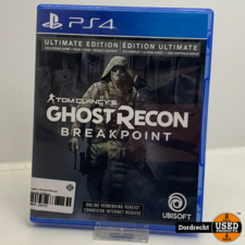 Playstation 4 spel | Ghost Recon Breakpoint Ultimate Edition