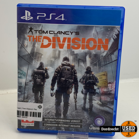 Playstation 4 spel | Tom Clancy's The Division