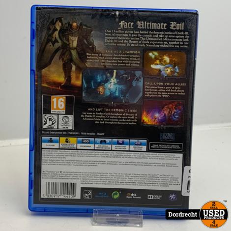 Playstation 4 spel | Diablo III - Reaper of Souls Ultimate Evil Edition