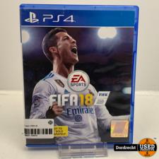 Playstation 4 spel | FIFA 18