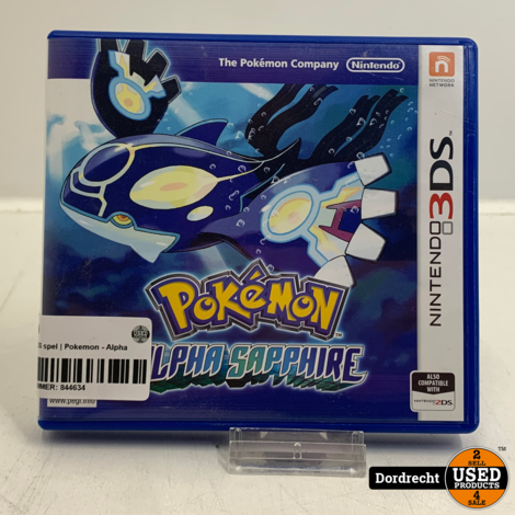 Nintendo 3DS spel | Pokemon - Alpha Sapphire