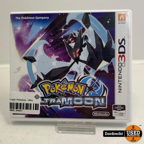 Nintendo 3DS spel | Pokemon - Ultra Moon