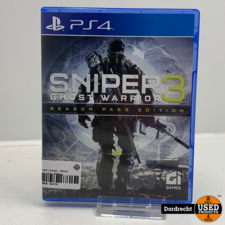Playstation 4 spel | Sniper - Ghost Warrior 3 Season Pass Edition