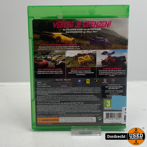 Xbox One Spel | Forza Horizon 2