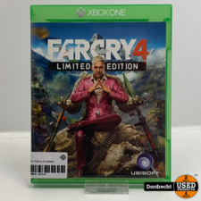 Xbox One Spel | Farcry 4 Limited Edition