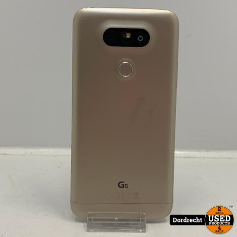 LG G5 32GB Goud | Met garantie