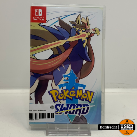 Nintendo Switch spel | Pokemon Sword