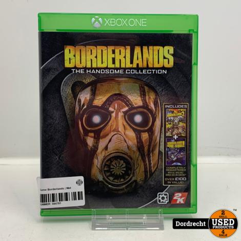 Xbox One spel | Borderlands