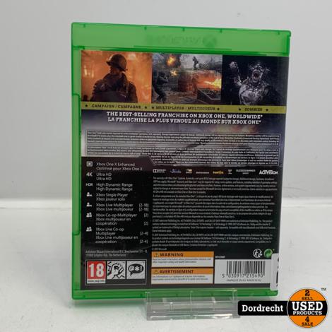 Xbox One spel | Call of duty - WW2
