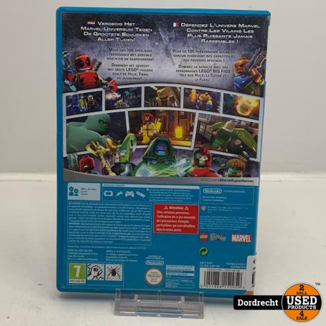 Nintendo Wii U spel | Lego Marvel Super Heroes