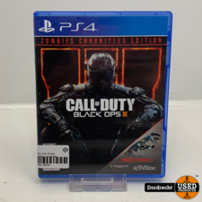 Playstation 4 spel | Call of duty - black ops 3 - zombies chronicles edition