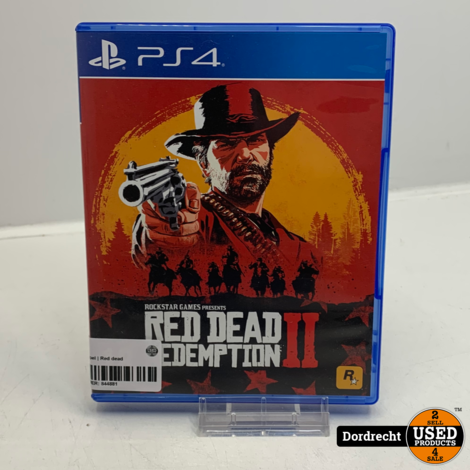 Playstation 4 spel | Red dead redemption 2