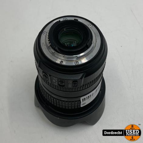 Nikon AF-S DX NIKKOR 18-200mm f/3.5-5.6G ED VR Lens | Met garantie