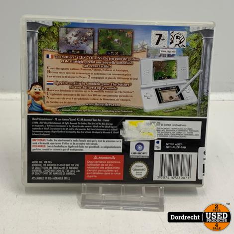 Nintendo DS spel | The Settlers