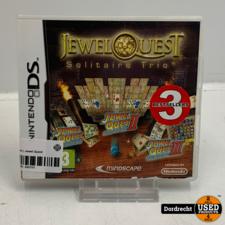Nintendo DS spel | Jewel Quest Solitaire Trio