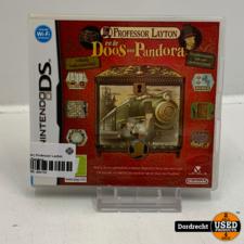 Nintendo DS spel | Professor Layton en de Doos van Pandora