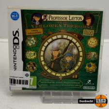 Nintendo DS spel | Professor Layton en de Verloren Toekomst