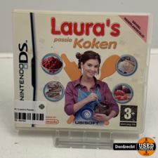 Nintendo DS spel | Laura's Passie - Koken