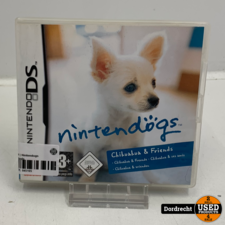 Nintendo DS spel | Nintendogs Chihuahua and Friends