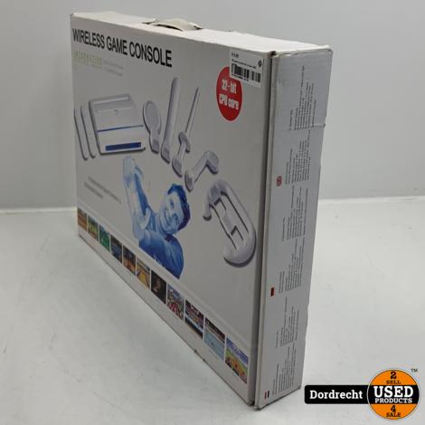 Wii game console set | In doos | Met garantie
