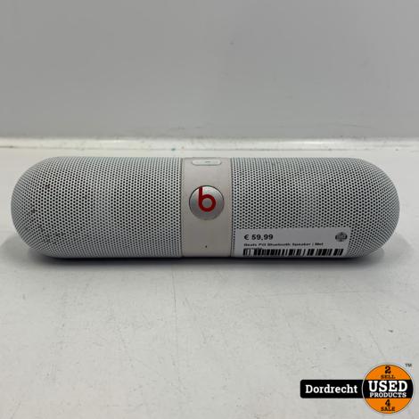 Beats Pill Bluetooth Speaker | Met garantie