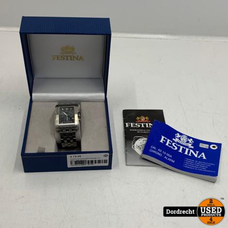 Festina Despose 6623 Horloge | In doos | Met garantie
