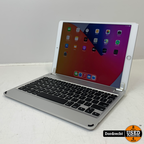 iPad Pro 10.5 (2017) 256GB | Met toetsenbord | Kleine deuk achterop | Met garantie