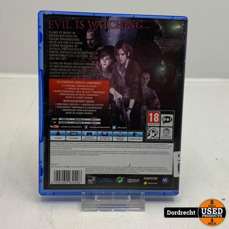 Playstation 4 spel | Resident Evil - Revelations 2 Box Set