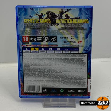 Playstation 4 spel | Borderlands 3