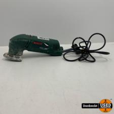 Bosch PDA 180 Deltaschuurmachine | Op snoer | Met garantie
