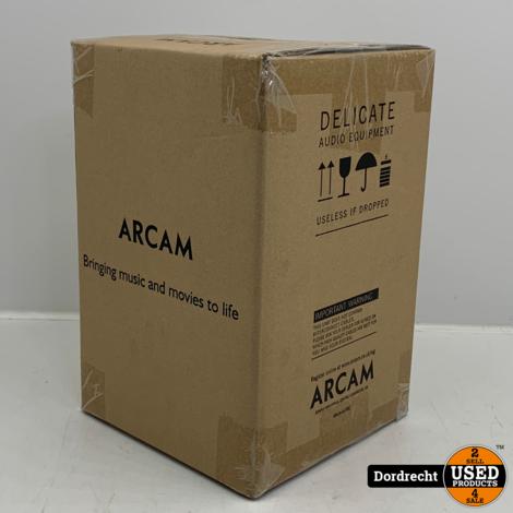 Arcam Solo Muso Luidspeaker Zilver | Nieuw in doos | Met garantie