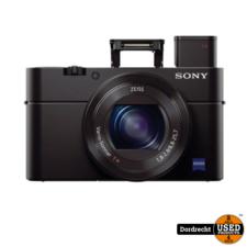 Sony Cybershot DSC-RX100 III | Nieuw in doos | Met garantie