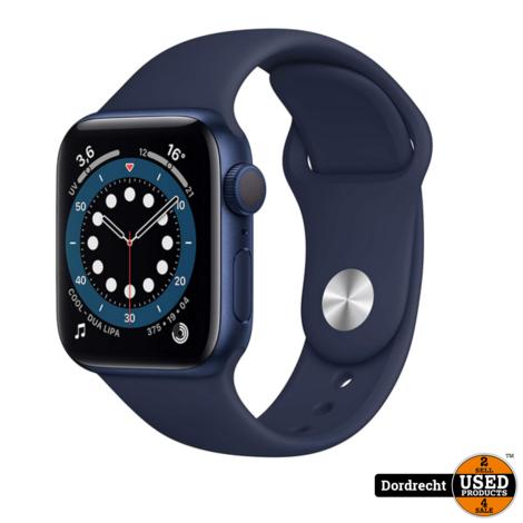 Apple Watch Series 6 44MM Blue | Nieuw in seal | Met garantie