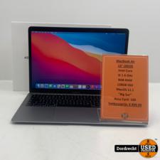 Macbook Air 2019 Intel Core i5 128GB SSD 8GB RAM | In doos | Met garantie
