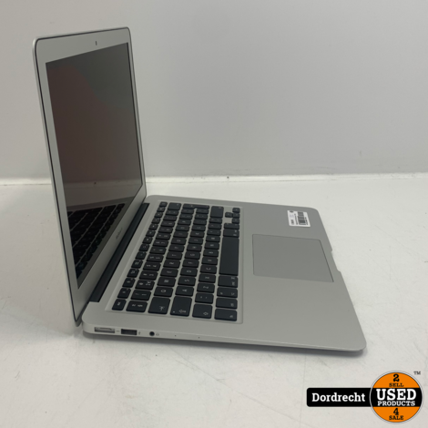 Macbook Air 2017 Intel Core i7 1TB SSD 8GB RAM | Met garantie
