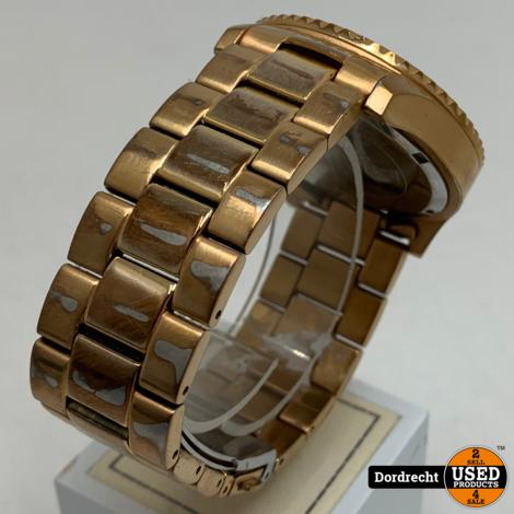 Guess Rose Gold Dames horloge | Met garantie