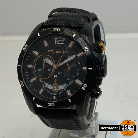 Michael Hill Heren Horloge | Met garantie