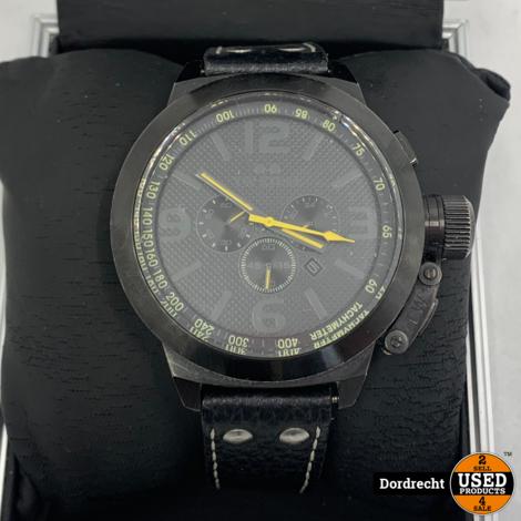 TW Steel heren Horloge Zwart | In doos | Met garantie