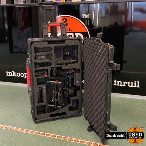 DJI Ronin R-16 Gimbal | Met veel accessoires | Compleet in koffer | Met garantie