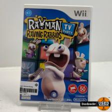 Nintendo Wii spel | Rayman Raving Rabbids TV Party
